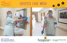 #HospiceCareWeek |   Why ellenor's housekeepers are so vital to the charity