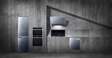 Nå kommer Samsungs nye kjøkkenserie Chef Collection til Norge