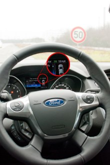 Fords fartsbegrenser kan spare penger og prikker