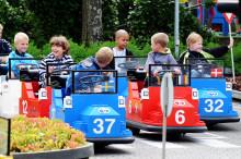 Stena Lines Bilferieundersøkelse: Legoland og Disneyland barnefamilienes favoritter
