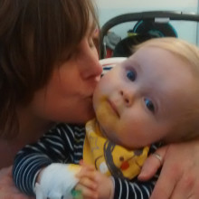 Father of sick toddler tackles Great North Run for charity