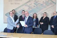 Kooperationsvertrag zwischen der TH Wildau und der Fachhochschule für Finanzen stärkt die Hochschulregion Wildau/Königs Wusterhausen