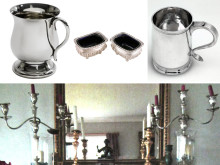 Valuable silver stolen in Hastings burglary