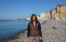 Walk in the Footsteps of Julia Bradbury, Ramblers Worldwide Holidays' Celebrity Ambassador -  and Dine with Her Too !