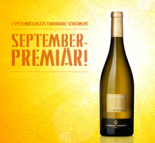 Solosole – premiär i ordinarie sortiment för vitt prestigevin från Poggio al Tesoro!