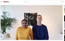 Tensta konsthalls påsklov med förpackningstema flyttar till Youtube