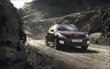 Peugeot 508 RXH – en lyxig, bränslesnål fyrhjulsdriven dieselhybrid