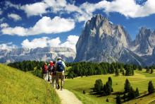 Mange vil velge en aktiv ferie i år!