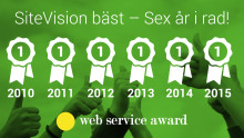 SiteVision bästa publiceringsverktyget – ökar mest