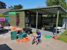 Over £160,000 of grants help Moray's early years partners prepare for expansion