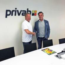 Privab anställer VD från Cloetta efter stadig tillväxt