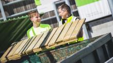Branschvalidering för framtida utveckling inom återvinning