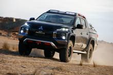 "Mitsubishi presenterar konceptbilen ""TRITON ABSOLUTE"" på Bangkok Motorshow"