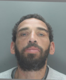Man jailed for burglary and robbery