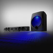Forte e potente – está tudo pronto para a festa com a nova Barra de Som HT-GT1 da Sony