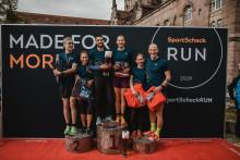 Über 6.000 Läufer stehen beim SportScheck RUN Nürnberg in den Startlöchern