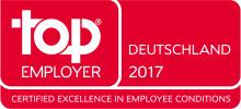 AbbVie auf Platz 2 der Top Employer Deutschland 2017