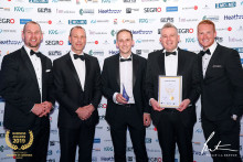 OXFORD BUS COMPANY'S PICKMEUP SERVICE SCOOPS COVETED BEST USE OF TECHNOLOGY AWARD