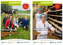 Bezoek Milcobel op Dag van de Landbouw