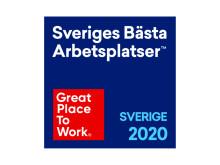 De är Sveriges bästa arbetsplatser