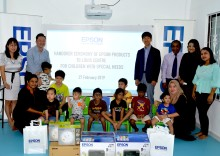 Epson Malaysia and Louis Centre Join Hands to Create Multisensory Classroom for Special Education