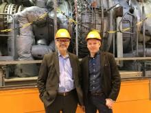 Pressmeddelande: Göteborg Energi och Siemens i samarbete för fossilfri kraftvärme