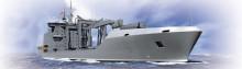 Kongsberg Maritime: KONGSBERG Completes Supply of Digital IP CCTV System for New Royal Canadian Fleet Supply Vessel