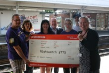 Southern staff vote to donate to Sutton charity