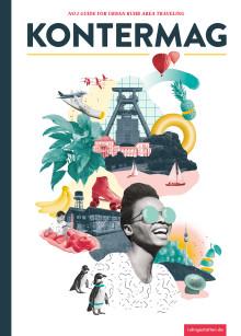 KONTERMAG: Neuer englischsprachiger Szeneguide ist ab jetzt erhältlich
