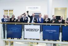 Wepstep noteras på börsen – och rekryterar!