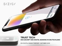 SYZYGY Trust Tech Studie: Nur 25% der Deutschen halten ihre Bank für vertrauenswürdig