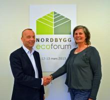 Programmet klart för Nordbygg Ecoforum 2013: Innovativa talare och företag lyfter fram konkreta lösningar