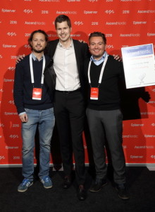 Visma Consulting kåret til årets klatrer under Episerver Partner Awards