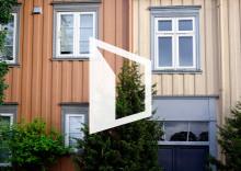 Nedgang i boligprisene i Stavanger
