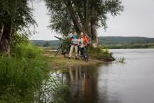 Flüsse und Seen als Wegweiser