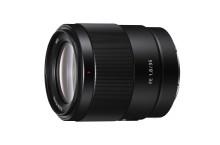Sony s predstavitvijo lahkega fiksnega objektiva  35 mm F1.8 obogatil svojo ponudbo objektivov  polnega formata