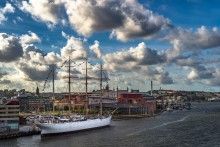 Så ska Göteborg räddas från översvämning