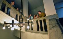 Åpnet arkitektonisk perle for første gang på 90 år