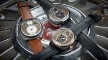 Nový život: z vraků klasického Fordu Mustang se stávají luxusní hodinky