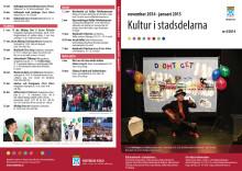 Kultur i stadsdelarna nr 4 2014