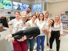 dm-Markt in Berlin eröffnet mit großer Spendenaktion