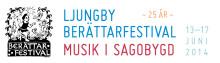 Musik i Sagobygd 12-17 juni 2014 i Ljungby