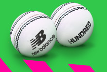 The Hundred teams up with New Balance