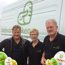 37.500 måltider doneres til Danmarks største påskefrokost-setup