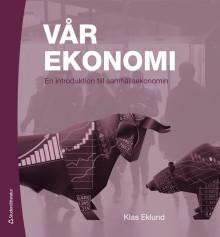 Minusräntor förklaras i fjortonde upplagan av Vår ekonomi
