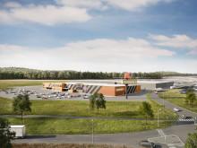 Wästbygg säljer egenutvecklad kommersiell fastighet till SPP