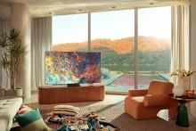 Samsung presenterer årets TV line-up med Neo QLED-, MICRO LED- og Lifestyle TV-skjermer