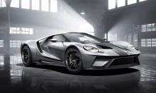 Nya Ford GT vinner Gene Ritvo Award för design och elegans