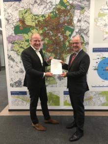 Öffentlich-geförderter Breitbandausbau in Mönchengladbach beginnt
