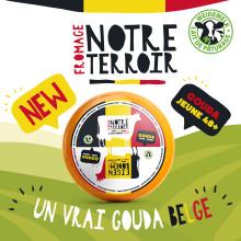 "Milcobel lance ""Fromage Notre Terroir"""
